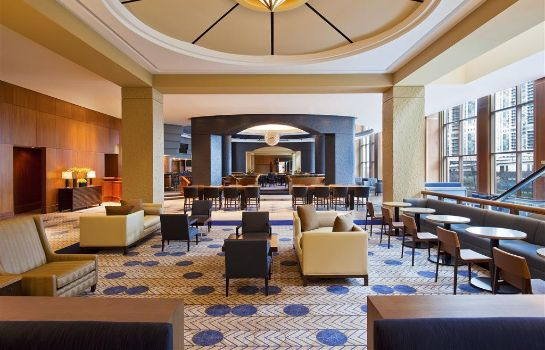 Hotelhal Sheraton Grand Chicago