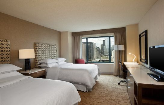 Zimmer Sheraton Grand Chicago