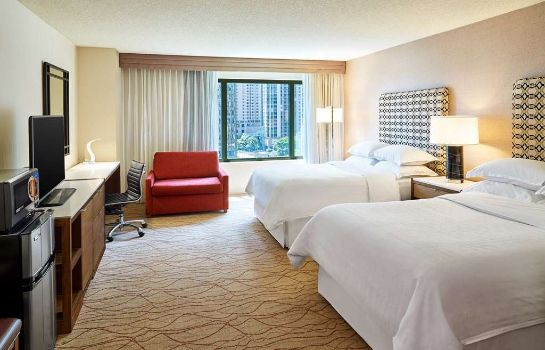Chambre Sheraton Grand Chicago