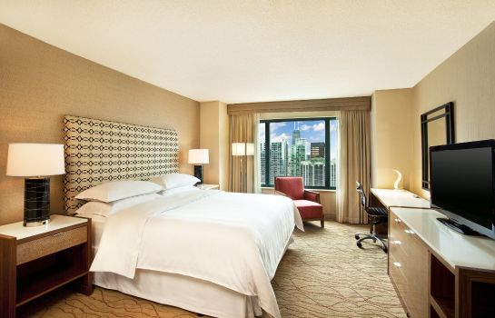 Kamers Sheraton Grand Chicago