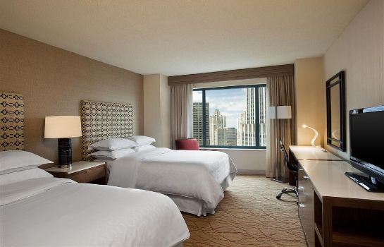 Room Sheraton Grand Chicago