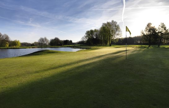 Golf course Hampshire Golfhotel Waterland