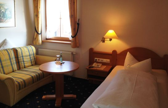Single room (superior) Haser Kur- und Ferienhotel