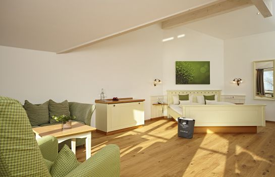 Junior-suite Haubers Alpenresort