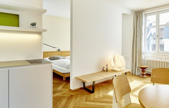 Junior Suite Krafft Basel