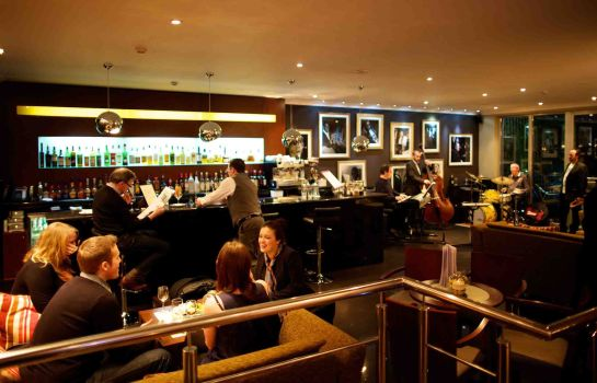 Hotel bar The Savoy Jersey