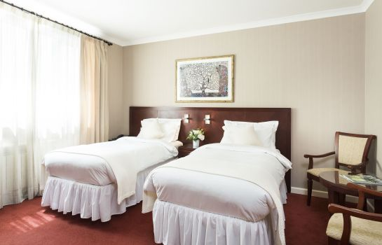 Chambre individuelle (standard) The Savoy Jersey