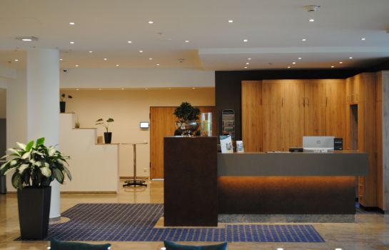 Empfang Quality Hotel Lippstadt
