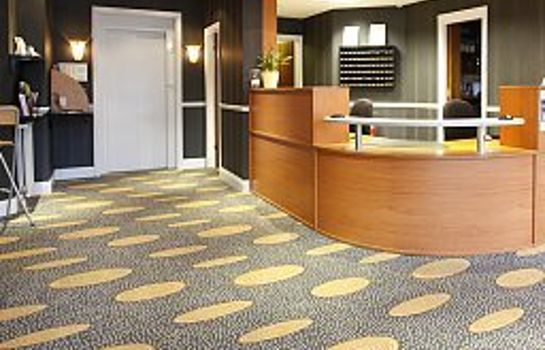 Reception Best Western Westminster