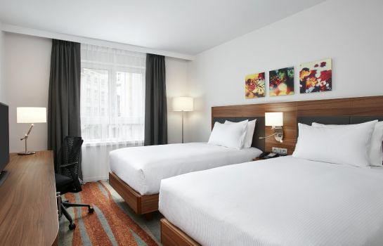 Chambre Hilton Garden Inn Brussels City Centre