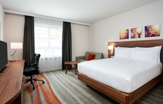 Zimmer Hilton Garden Inn Brussels City Centre