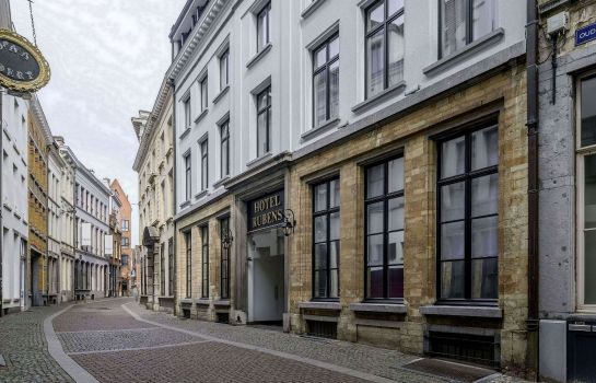 Exterior view HOTEL RUBENS GROTE MARKT