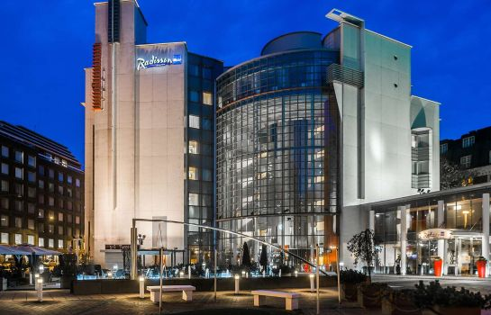 Exterior view RADISSON BLU ROYAL HELSINKI