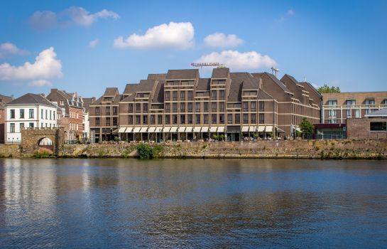 Exterior view Crowne Plaza MAASTRICHT