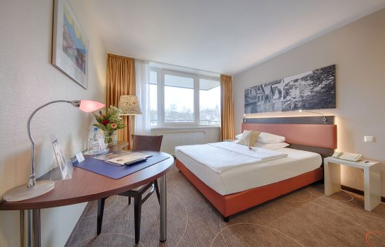 Chambre individuelle (confort) Best Western