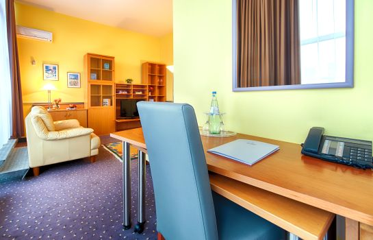 Suite ACHAT Comfort City-Frankfurt (ex Golden Leaf)