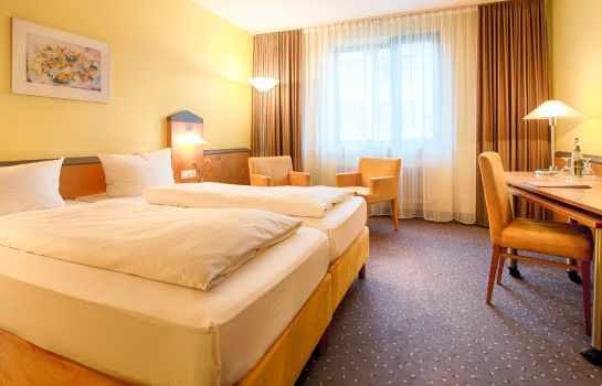 Double room (standard) ACHAT Comfort City-Frankfurt (ex Golden Leaf)