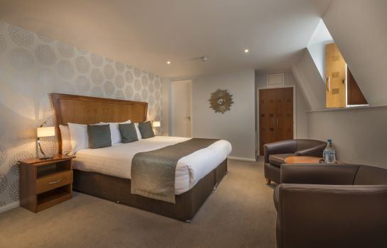 Tweepersoonskamer (comfort) Corus Hotel Hyde Park Sure Hotel Collection by Best Western