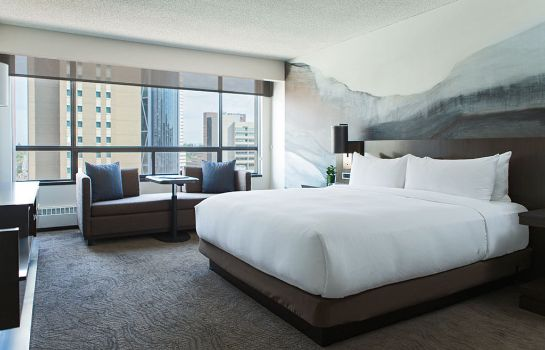 Chambre Calgary Marriott Downtown Hotel