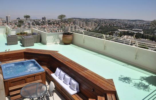 Suite Crowne Plaza JERUSALEM