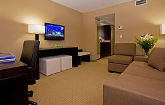 Junior Suite Radisson Hotel Vancouver Airport