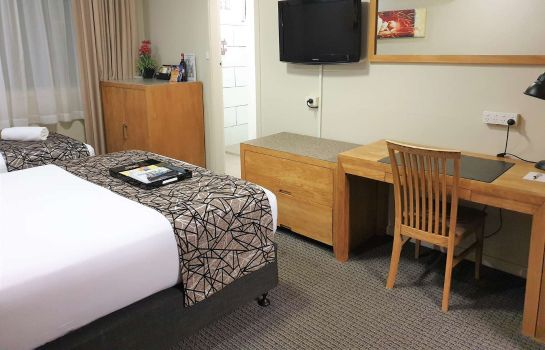 Chambre BEST WESTERN ENDEAVOUR MOTEL