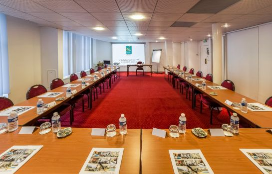 Sala congressi Quality Hotel Bordeaux Centre