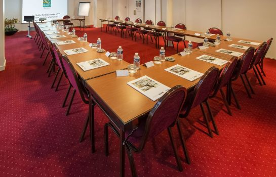 Conference room Quality Hotel Bordeaux Centre