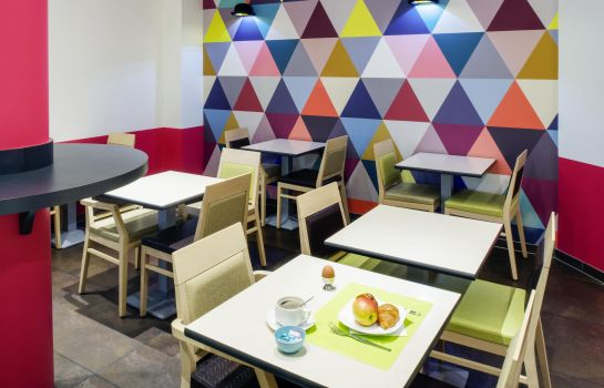 Hotel-Bar ibis Styles Luxembourg Centre Gare