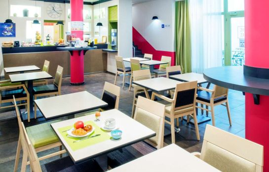 Hotel bar ibis Styles Luxembourg Centre Gare