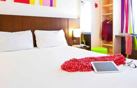 Zimmer ibis Styles Luxembourg Centre Gare