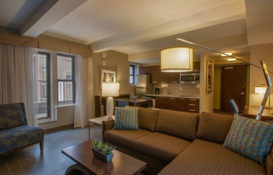 Suite Residence Inn New York Manhattan/Midtown East