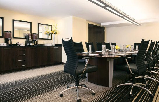 Conference room Residence Inn New York Manhattan/Midtown East