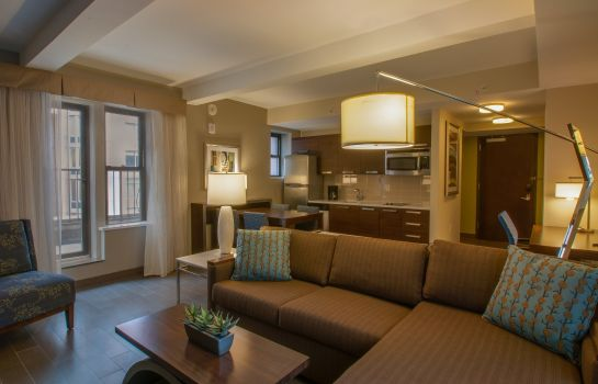 Kamers Residence Inn New York Manhattan/Midtown East