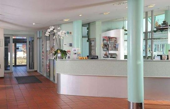 Lobby Comfort Hotel Bremerhaven