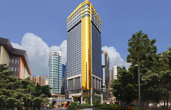 Exterior view Regal Hongkong