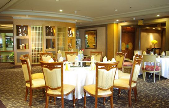 Restaurant The Emerald Hotel Bangkok