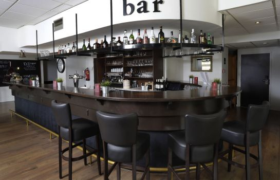 Bar del hotel Hampshire Hotel - City Terneuzen