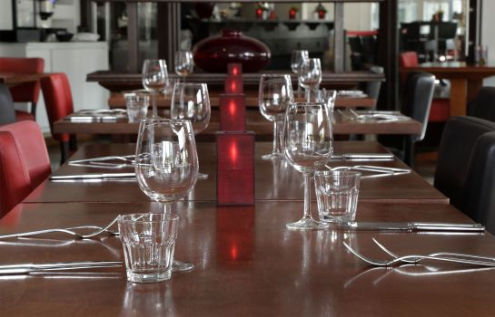 Restaurante Hampshire Hotel - City Terneuzen