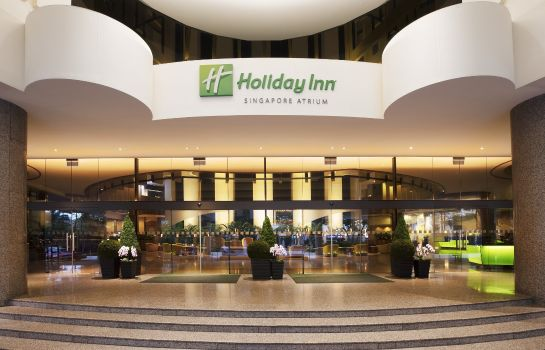 Außenansicht Holiday Inn SINGAPORE ATRIUM