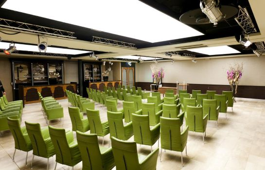 Sala de reuniones De Korenbeurs Sure Hotel Collection by Best Western