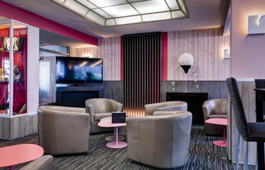 Hotel bar AXOTEL LYON PERRACHE
