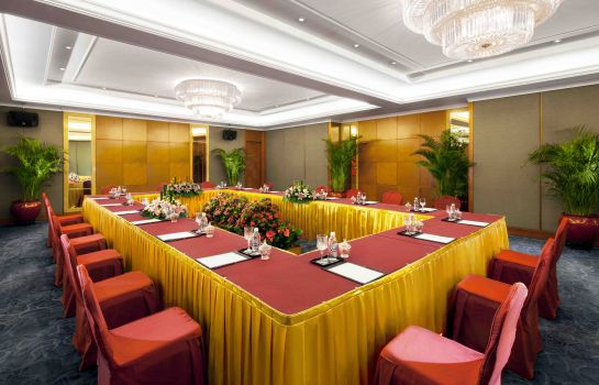 Meeting room Lakeview Xuan Wu