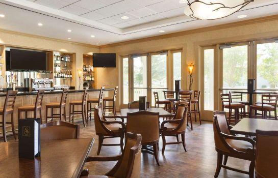 Bar del hotel Silverado Resort and Spa