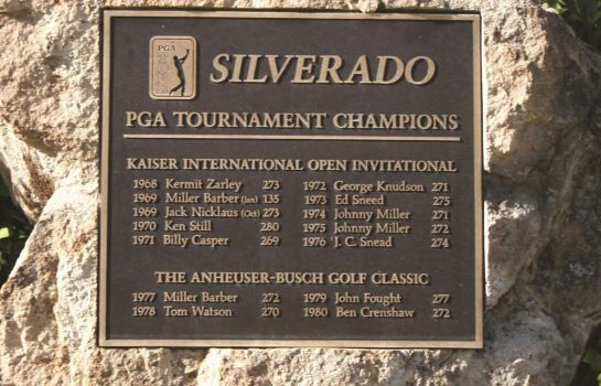 Info Silverado Resort and Spa