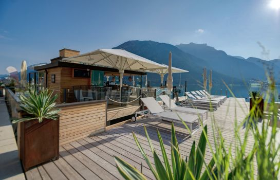 Terrasse Post am See Hotel