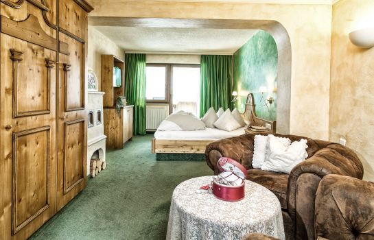 Junior Suite Wellnesshotel Bergland