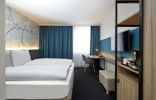 Double room (standard) H4 Hotel Leipzig