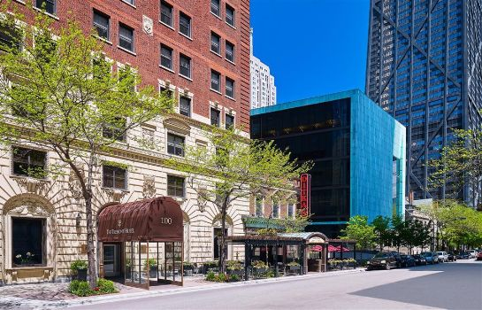 Buitenaanzicht The Tremont Chicago Hotel at Magnificent Mile