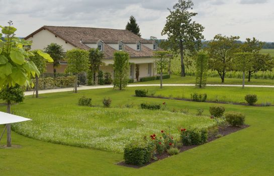 Garten Chateau Hotel & Spa Grand Barrail